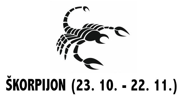 Horoskop 2016 škorpijon