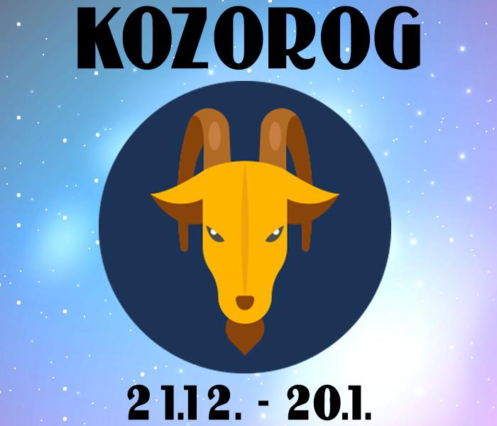 Horoskop 2017 Kozorog