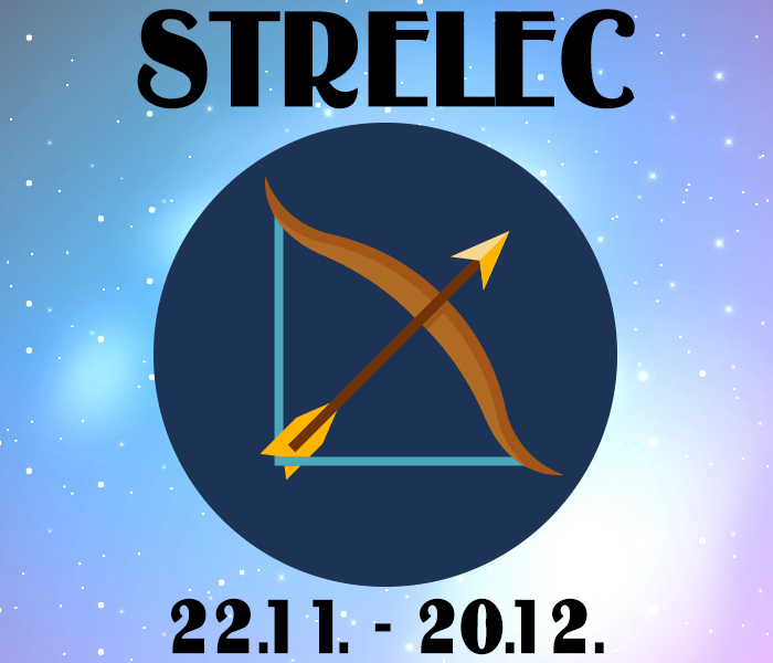 Horoskop 2017 Strelec